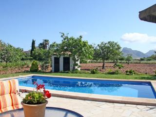 Little and calm cottage with pool   with beautiful views.  - ES-852-Pollença - Pollenca vacation rentals