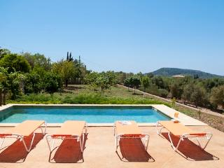 Finca in Southerneast Mallorca,  with pool and volleyball course - ES-881-Es Carritxo - Castilla Leon vacation rentals