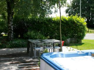 Beautiful accommodation in the Ardens for 8 persons + baby  - BE-6605-Ovifat - The Ardennes vacation rentals