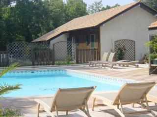 Bungalow for 2/5 persons near the sea -  heated pool - FR-1055543-Soustons plage - Vieux-Boucau-les-Bains vacation rentals