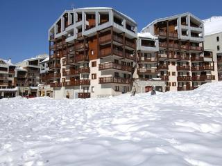 Apartment in Tignes with skis on  - max 4 people - FR-1074238-Tignes Val Claret - Tignes vacation rentals