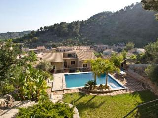 Modern villa for 12 people in Majorca  with swimming pool and beautiful interior - ES-1074676-Caimari - Image 1 - Caimari - rentals
