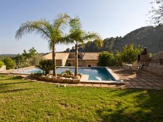 Beautiful villa with pool in the north of  Majorca, for families/groups up to 9 people - ES-1074677-Caimari - Caimari vacation rentals