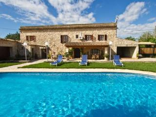 Country house for rent, Buger - Mallorca  with pool for 6 people with tennis court - ES-1074736-Búger - Buger vacation rentals