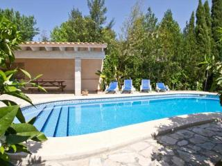 House Buger - Mallorca for 6 people  with pool and large terrace - ES-1074830-Búger - Buger vacation rentals
