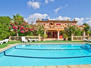 Large holiday home in Majorca -  for 8 people with large pool - ES-1074850-Selva - Image 1 - Selva - rentals