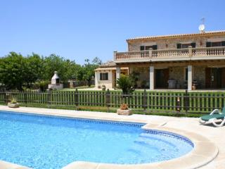 Cozy cottage in the north of Mallorca  for 8 people with large pool - ES-1074863-Santa Margalida - Image 1 - Santa Margalida - rentals