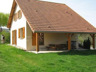 Holiday house for 10 persons  - FR-706-Anould - Lorraine vacation rentals