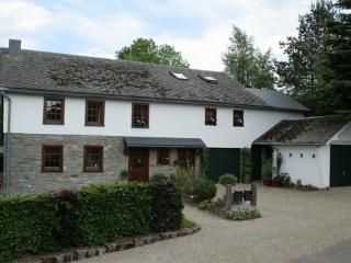 Typical stonehouse in calm situation  in the Ardens.  - BE-830-Ligneuville - Ligneuville vacation rentals