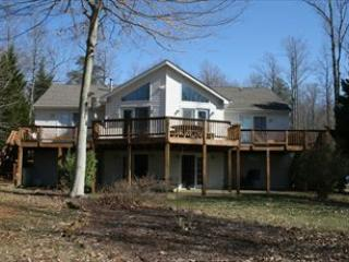 Rear of Home - A Sunset Glen 114548 - Bumpass - rentals