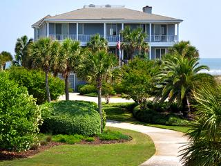 Huge, Elegant 6 Bedroom, Oceanfront w/Hot Tub! - Isle of Palms vacation rentals