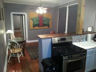 Cozy Lower Garden District apartment - New Orleans vacation rentals