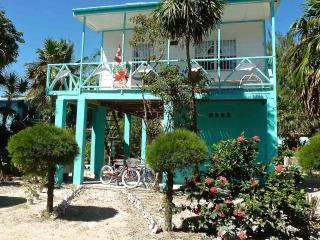 Canuck Cottage your home away from home on Caye Caulker. - Caye Caulker vacation rentals