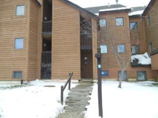 Pico Resort Slopeside Condo H202 - Two bedroom Two bathroom Walk to Lift & Ski Home To Your Back Door! Sports Center on Premises - Killington vacation rentals