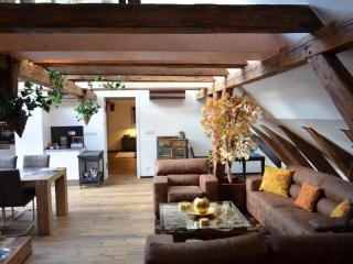 Attic Trziste - Iconic three bedroom apartment - Prague vacation rentals