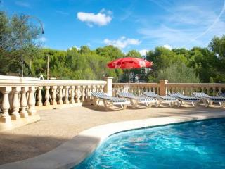 Chalet en Cala Pi (10 plazas) Ref.30467 - Balearic Islands vacation rentals