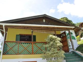 Toad Hall, Castara, Tobago. - Trinidad and Tobago vacation rentals