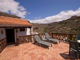 Holiday cottage in San Bartolomé de Tirajana (GC0263) - Fataga vacation rentals
