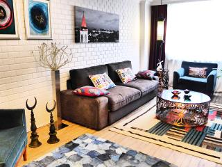 Stylish Design Apartment near Taksim Square - Istanbul vacation rentals