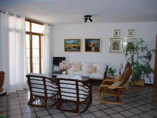 centrally located 3 bed apartment with sea views - Port de Pollenca vacation rentals