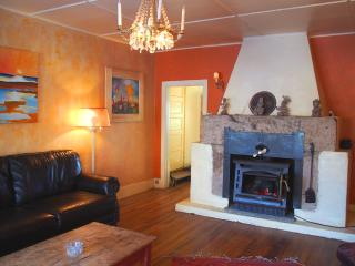 3 bdrm Artist Residence plus and adjacent 500 sq ft studio on organic goji berry farm. - San Cristobal vacation rentals