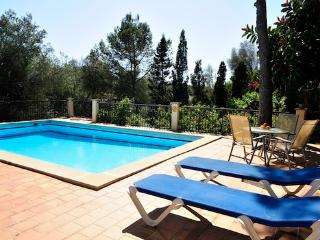 Nice Holiday Home with private Pool  - for 6 people - ES-1072261-Porto Petro - Porto Petro vacation rentals
