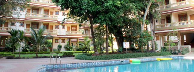 1 Bedroom Apartment in 3 star Resort at Candolim. - Image 1 - Bhedaghat - rentals