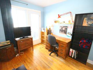 Cozy 2 bedrooms 15min from downtown - Montreal vacation rentals
