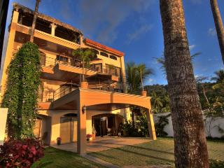 Beachfront Family Vacation Rental W/Pool & AC JA1 - Jaco vacation rentals