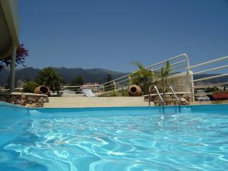 PRIVATE POOL, fantastic view, wifi, air cond, park, - Funchal vacation rentals