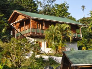Toad Heights, Castara, Tobago. - Trinidad and Tobago vacation rentals