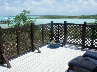 Chalk Sound Cottage(s) with private beach - Sapodilla Bay vacation rentals