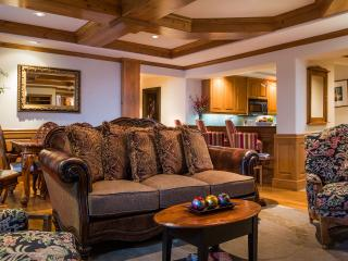 207 The Chateau -- 3 Bedroom Luxury Condominium - Beaver Creek vacation rentals