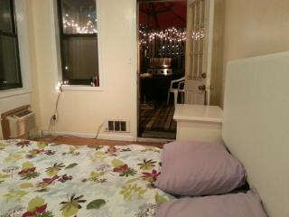 IN HEART OF TIMES SQUARE W/ PRIVATE BACKYARD & BBQ - Manhattan vacation rentals