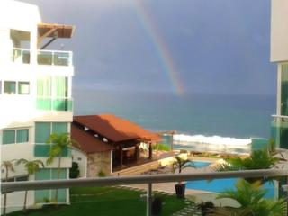 Ocean Front, Beach, 2 level gym, tennis, & more! - Sosua vacation rentals