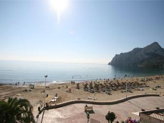 Apartment for 4 persons near the beach in Calpe - Calpe vacation rentals