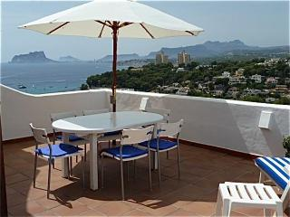 Holiday house for 9 persons, with swimming pool , in Moraira - Benitachell vacation rentals