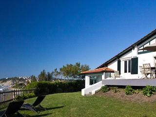 Beautiful 2 bedroom villa on the  Basque coast, right on the beach - FR-1075283-Bidart - Bidart vacation rentals