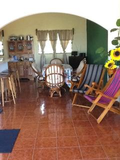 Miramar beach house - La Libertad Department vacation rentals