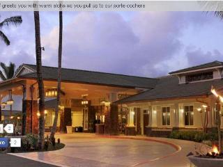 Hawaii - Kauai: The Westin Resort  2BR/2ba Villa June 1-8, 2014 (7 nights or less upto 8 people) $1813.00 - Kaluakoi Point vacation rentals