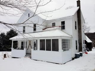 Bell Creek Ski House at Elk Mountain PA - South Gibson vacation rentals