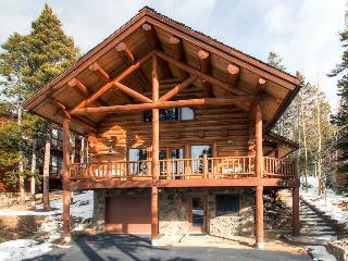 Modern log home with beautiful mountain views, free shuttle, and campfire - Mountain Echo Lodge - Mountain Village vacation rentals