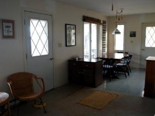 This charming lakefront cottage features unbeatable Lake Champlain Sunsets and a classic covered porch to enjoy the evenings. - North Hero vacation rentals
