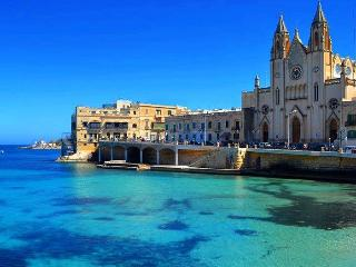 Blue Waters 3 Bedroom Apartment in Sliema - Saint Paul's Bay vacation rentals