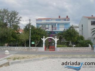 Novalja studio apartment for 4pax 20m from the sea  - Tona 2 (2+2) - Island Pag vacation rentals