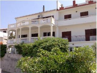 ALLEN apartment for 6 persons 70m2 - Island Pag vacation rentals