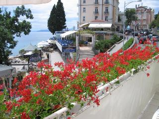 Beautiful apartment Andrea by the sea - Opatija vacation rentals