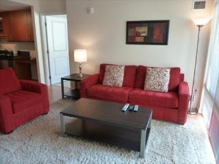Lux Friendship Heights 1BR, balcony - Chevy Chase vacation rentals