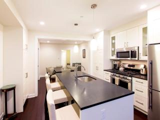 South End - Massachusetts Ave #1 - Garden Level 2.5 bed/2.5 bath - Sleeps 6-8 - Greater Boston vacation rentals