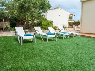 Holiday house for 8 persons near the beach in Colonia de Sant Pere - Colonia Sant Pere vacation rentals